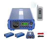 Преобразователь напряжения 12 В постоянного тока / 230 В переменного тока ECO MODE SINUS IPS-2000S PRO 2000W