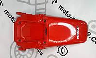 Пластик крыло заднее (хвост) Geon X-Road Light 200/250  Цвет красный