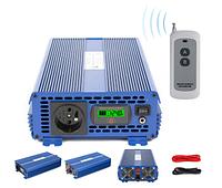 Преобразователь напряжения 24 В постоянного тока / 230 В переменного тока ECO MODE SINUS IPS-2000S PRO 2000W