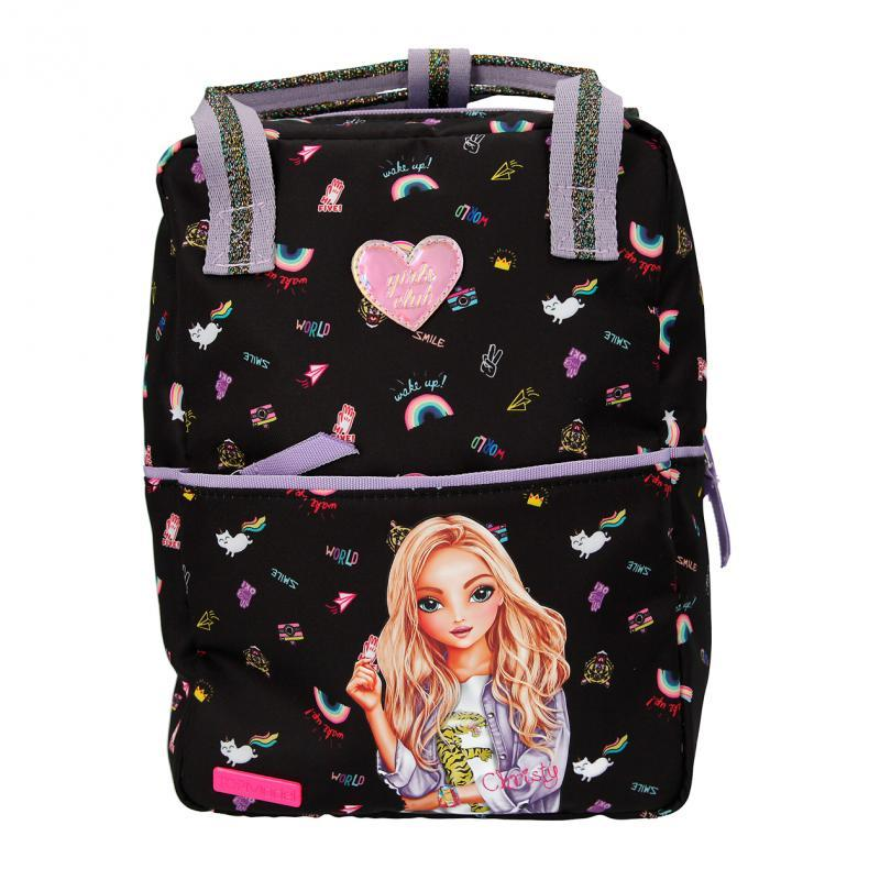 TOP Model маленький рюкзачек для девочки GIRLZ CLUB Топ Модель