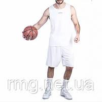 Баскетбольний майка чоловіча T100 TARMAK, фото 2
