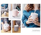 Ультразвуковой увлажнитель воздуха Нumidifier, фото 6