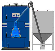 Промисловий пелетний котел Неус-Пелет-ПР 250 кВт, фото 2