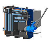 Промисловий пелетний котел Неус-Пелет-ПР 250 кВт, фото 3