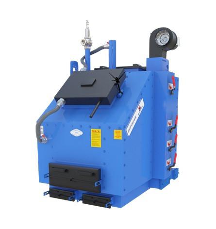 Промышленный твердотопливный котел Идмар KВ-ЖСН 400 кВт