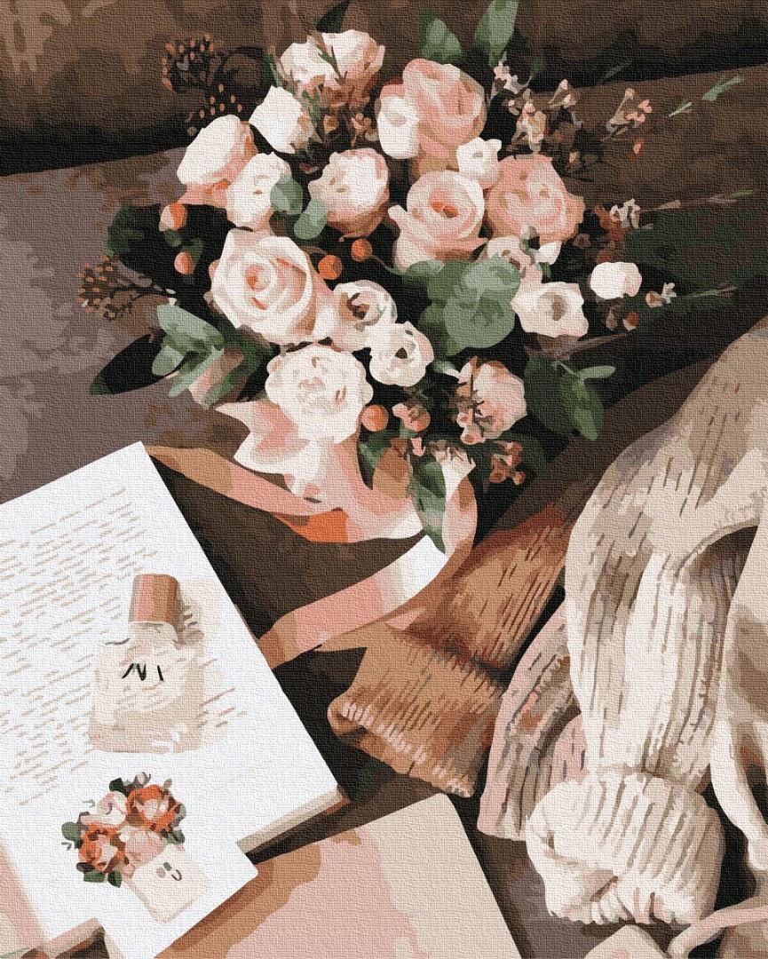 Картина по номерам Brushme Аромат цветов