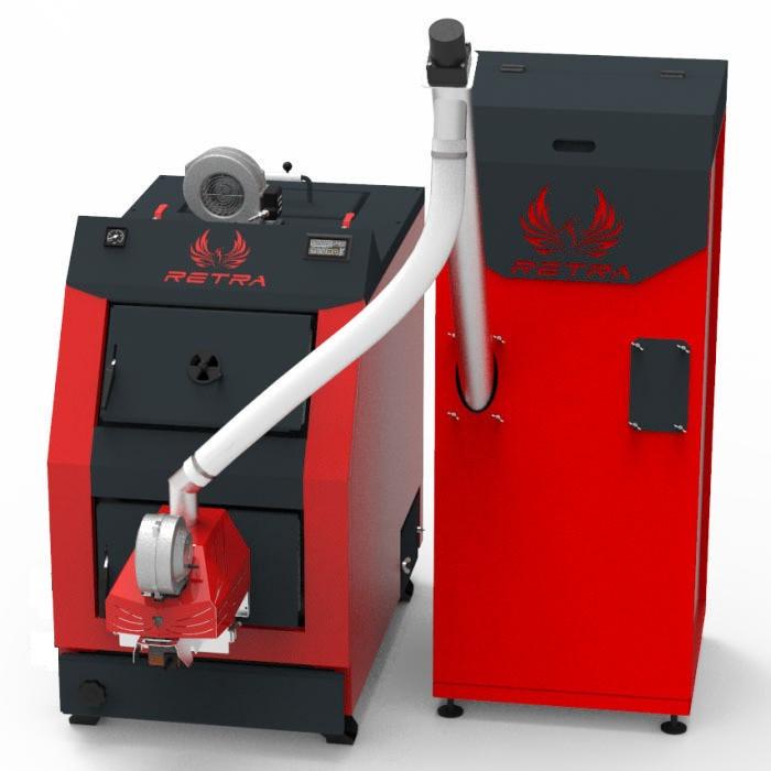Пеллетный котел Retra-3М ФП 150 кВт