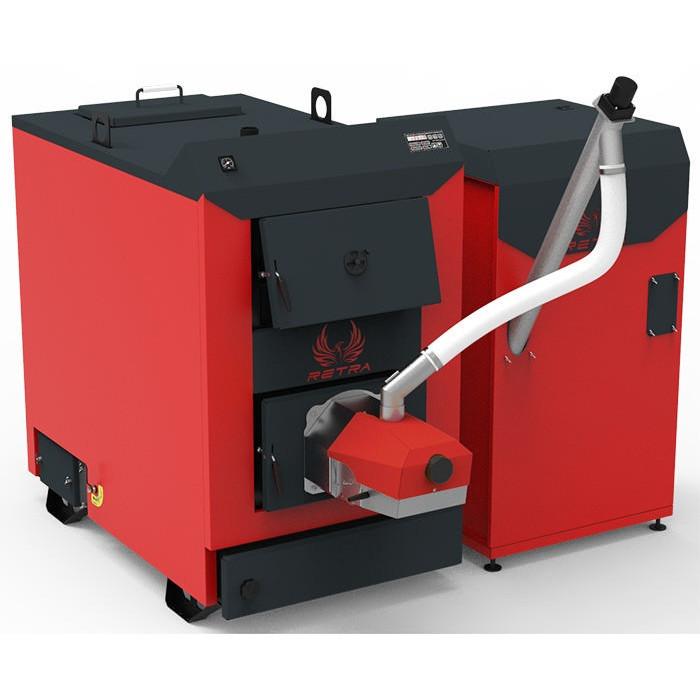 Пеллетный котел Retra Light ФП 40 кВт