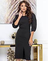 Платье женское черный, фото 1