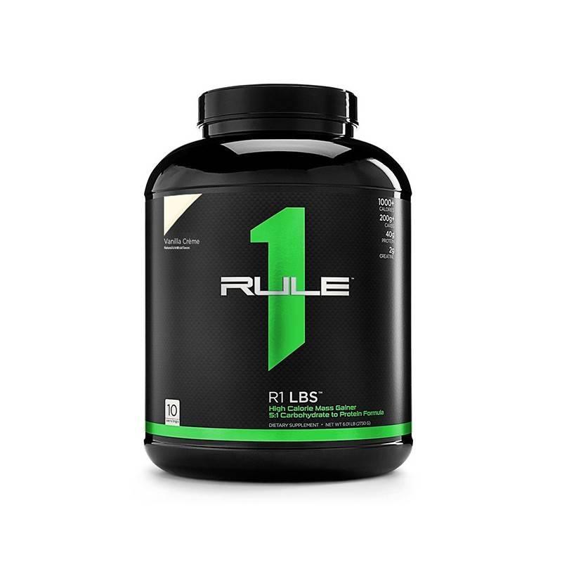 Rule 1 LBS High Calorie Mass Gainer 2730 грамм