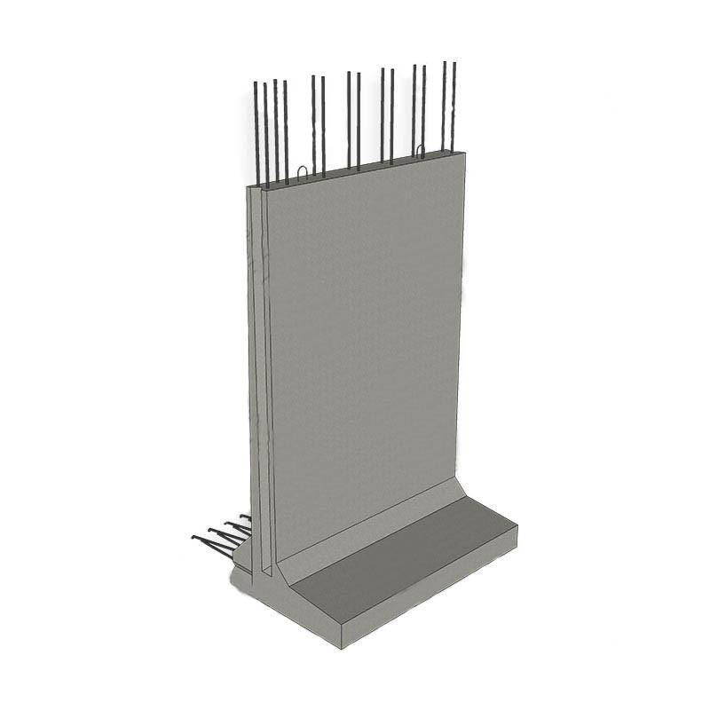 Подпорные стены ИСА-80