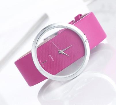 Часы наручные CK розовые 55-03