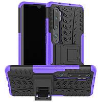 Чехол Armor Case для Xiaomi Mi Note 10 / Note 10 Pro Purple