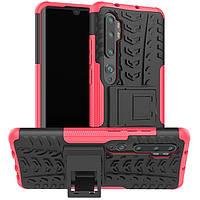 Чехол Armor Case для Xiaomi Mi Note 10 / Note 10 Pro Rose