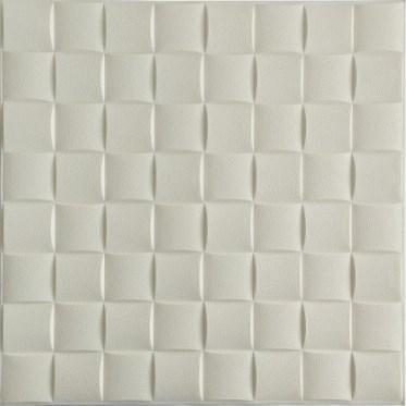 Мягкие 3D панели 700x700x8мм (самоклейка) Орнамент ПЛЕТЕНИЕ