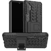 Чехол Armor Case для Xiaomi Mi Note 10 / Note 10 Pro Black