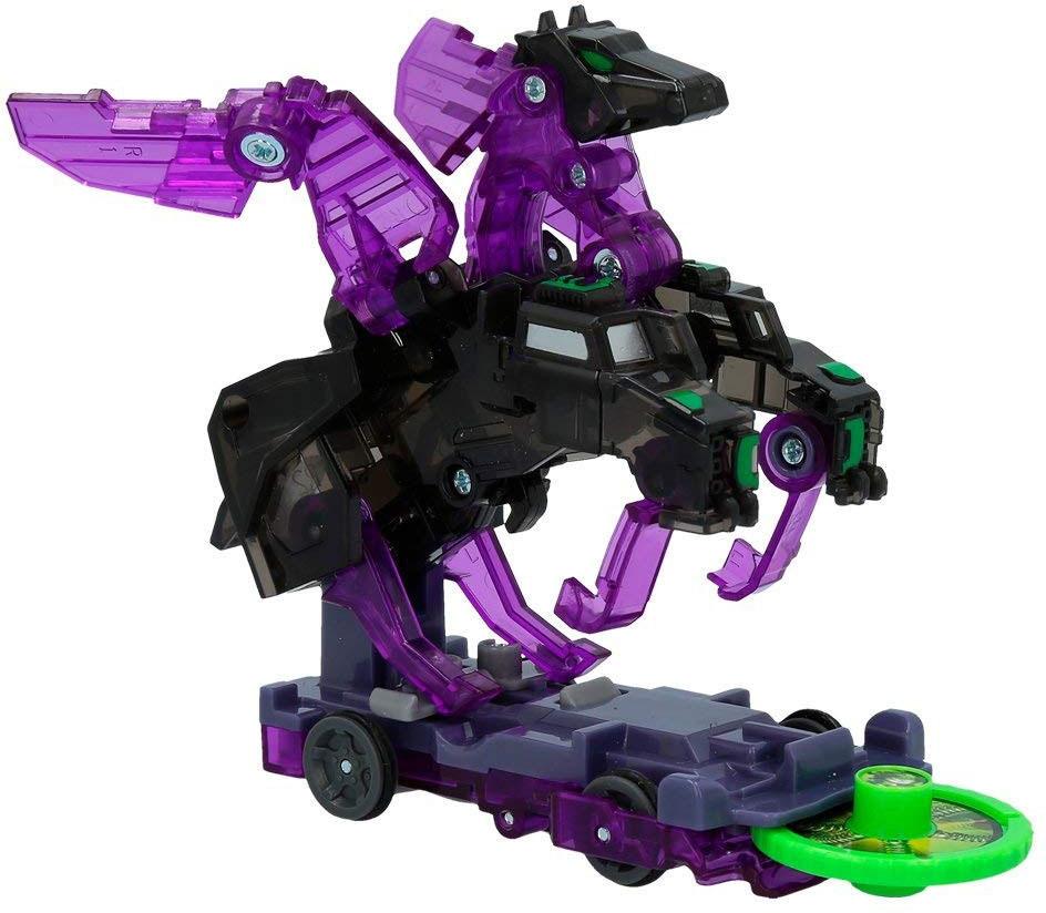 Машинка-трансформер SCREECHERS WILD! L 2 - НАЙТВИЖН от Screechers Wild! - под заказ