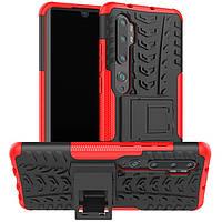 Чехол Armor Case для Xiaomi Mi Note 10 / Note 10 Pro Red