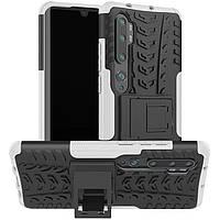 Чехол Armor Case для Xiaomi Mi Note 10 / Note 10 Pro White