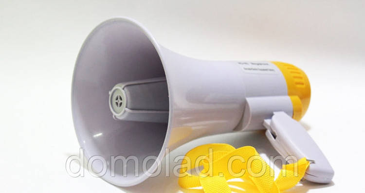 Гучномовець HW 8C Мегафон Рупор