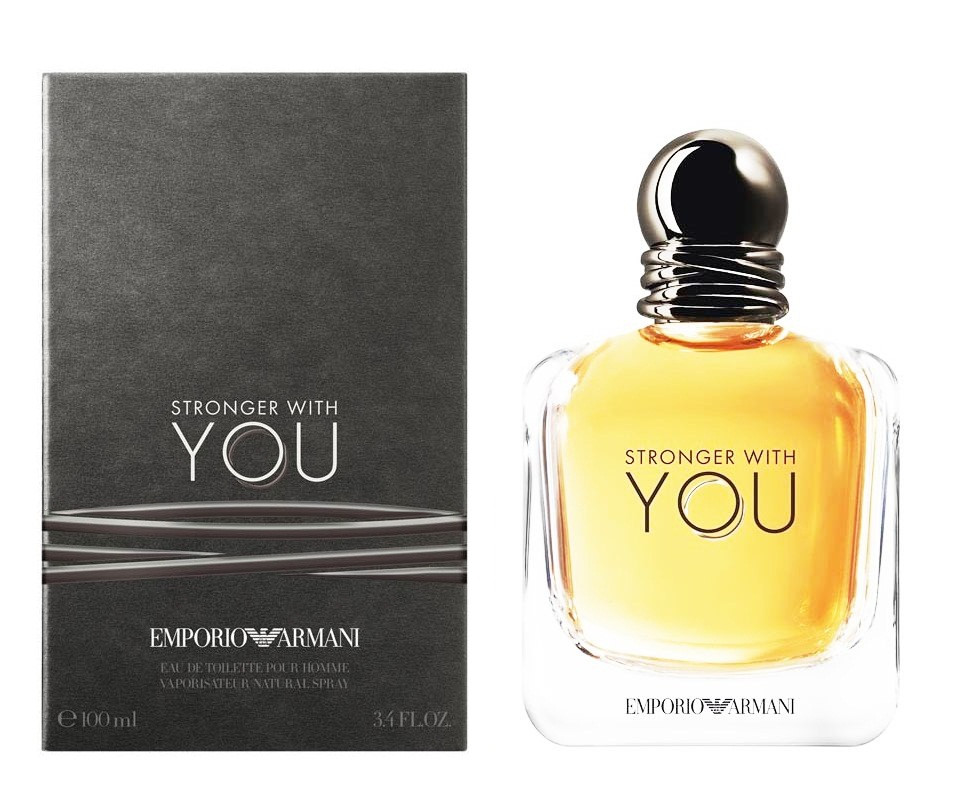 Giorgio Armani Emporio Armani Stronger With You edt 100ml (лиц.) TOPfor
