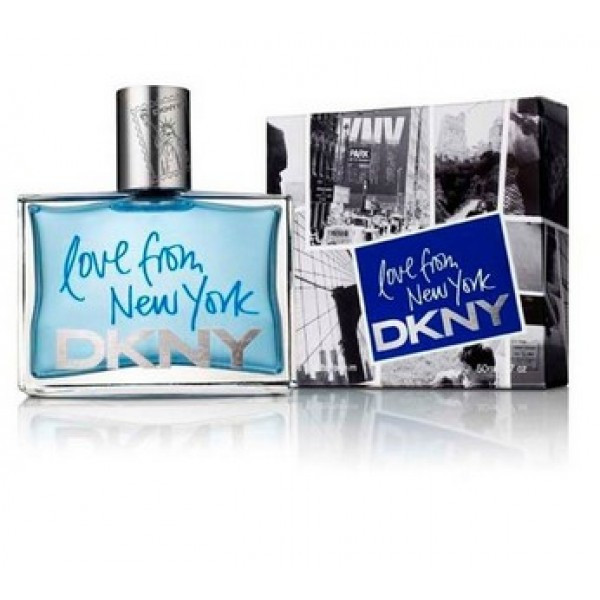 DKNY Love From New York EDT 90 ml (лиц.) TOPfor