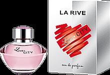 Женская парфюмированная вода La Rive Lovecity 90ml