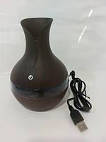 Увлажнитель воздуха в виде дерево ваза air purifier LR053 Темно Корчиневый, фото 2