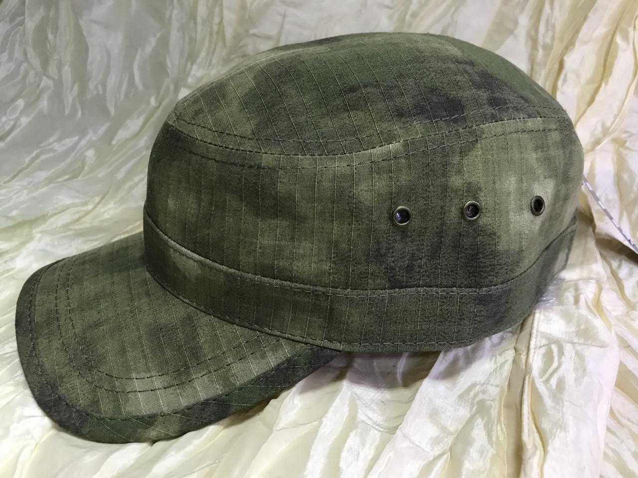 Немка хлопок камуфляж хаки и зелёный размер 58-60