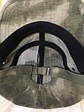 Немка хлопок камуфляж хаки и зелёный размер 58-60, фото 3