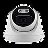 Антивандальная IP камера GreenVision GV-107-IP-E-DOS50-25 POE 5MP (Ultra), фото 3