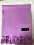 Однотонный шарф для женщин и мужчин, фото 3