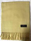 Однотонный шарф для женщин и мужчин, фото 5