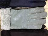 Перчатки женские и подросток из натуральной овчины, фото 3