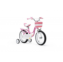 Двухколесный велосипед 18 дюймов Royal Baby Little Swan Steel RB18-18 РАСПРОДАЖА!