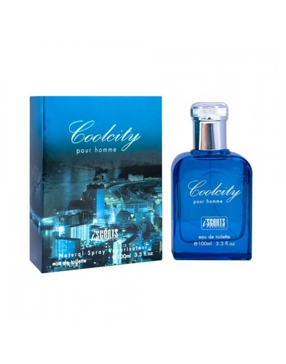 Cool City I Scentsм Men EDT 100 ml арт.32430 TOPfor