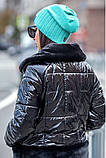 Молодежная одинарная тонкая  шапочка цвет чёрный красный синий серый мята, фото 4