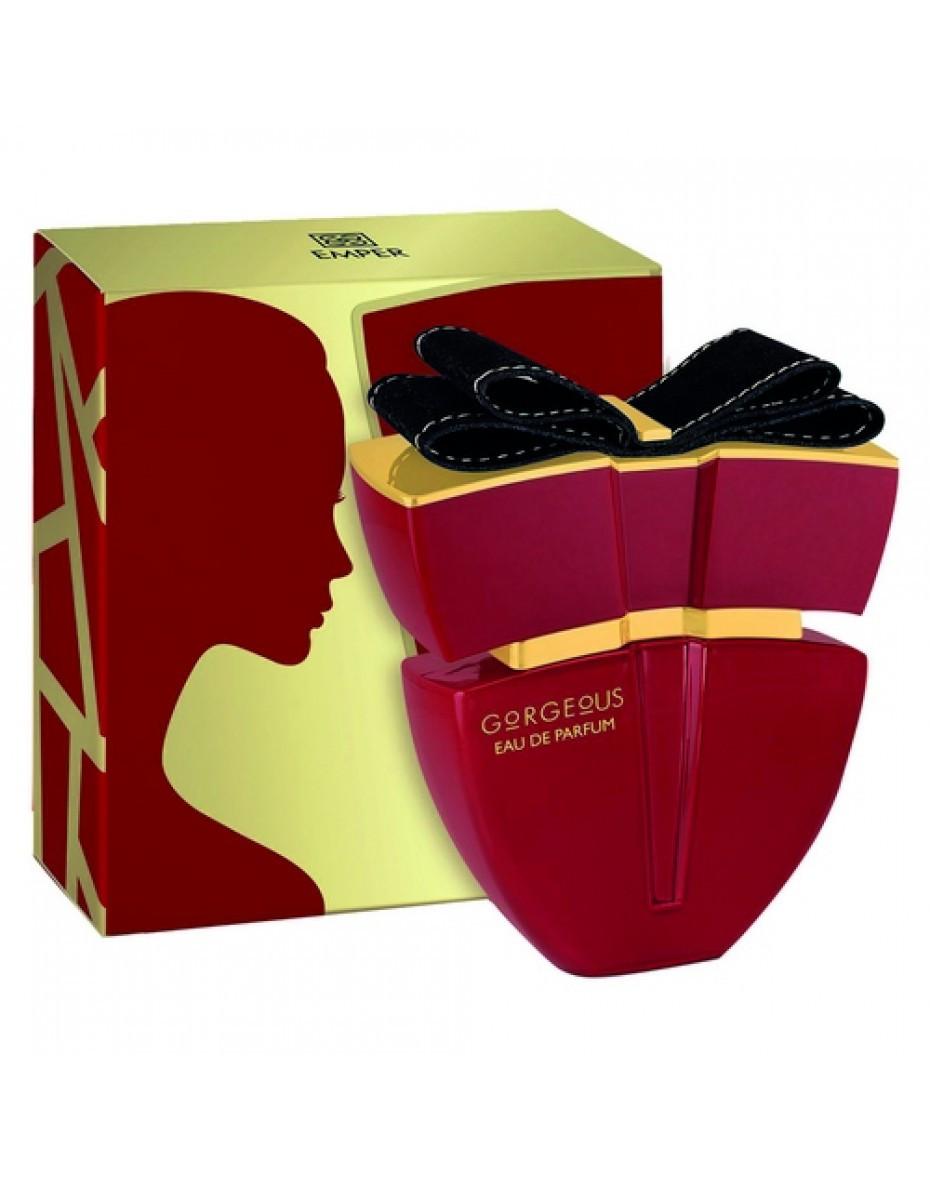 Gorgeous Red Emper Women EDT 80 ml арт.35650 TOPfor