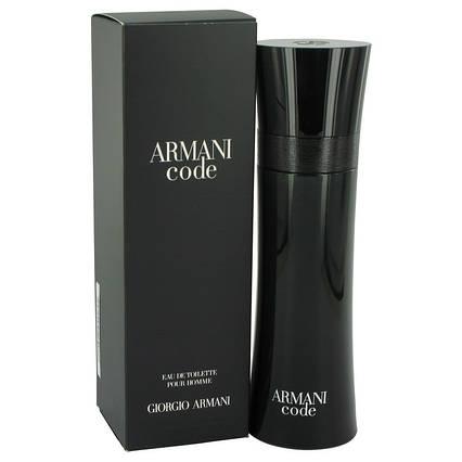 Giorgio Armani Code for Man EDT 125 ml (лиц.)