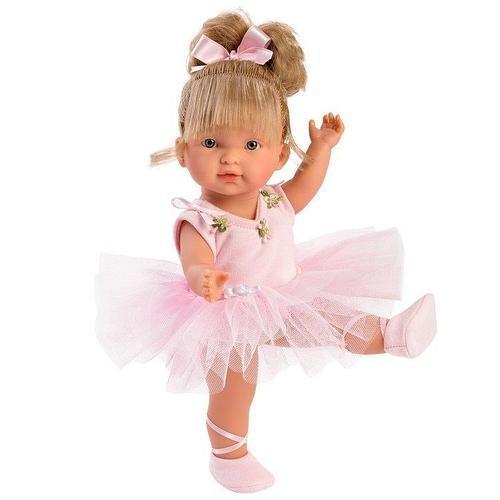 Кукла Балерина Llorens Valeria Валерия 28 см