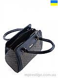 Женская сумка  размер 26 х 25 см цвет черный, фото 3