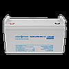 Аккумулятор мультигелевый AGM LogicPower LPM-MG 12 - 120 AH для солнечной электростанции, фото 2