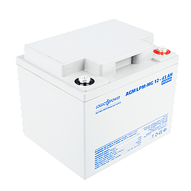 Аккумулятор мультигелевый AGM LogicPower LPM-MG 12 - 45 AH