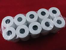 10x Кассовая чековая лента термобумага термолента 57мм 17м