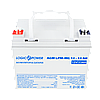 Аккумулятор мультигелевый AGM LogicPower LPM-MG 12 - 33 AH, фото 2