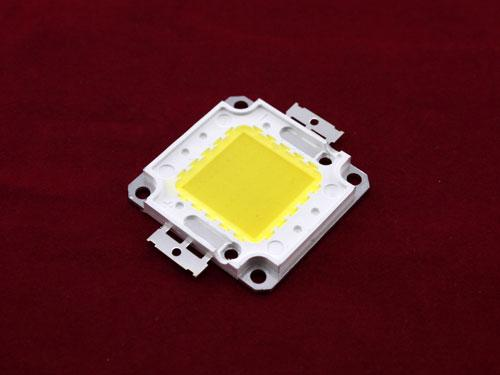 Светодиодная матрица белая 50Вт 4000лм 30-34В