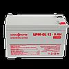 Аккумулятор гелевый LogicPower LPM-GL 12 - 9 AH, фото 2