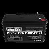 Аккумуляторная батарея кислотная AGM LogicPower А 12 - 7 AH, фото 2