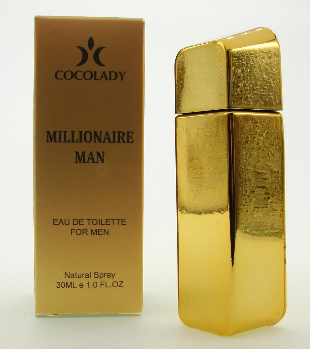 Cocolady Millionaire Man edp 30 ml TOPfor
