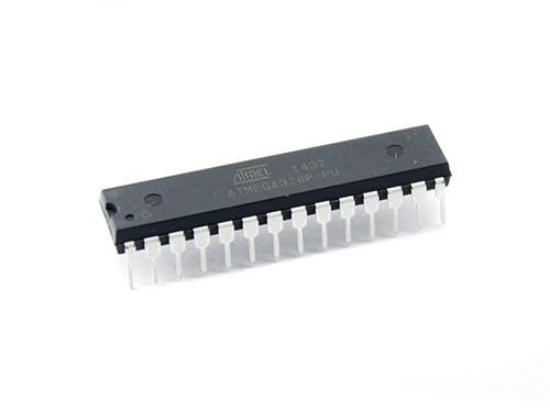 Чип ATMEGA328P-PU 20МГц DIP28 микроконтроллер